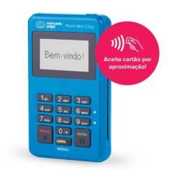 Maquina de Cartão Point Chip mercado Pago Centro Curitiba