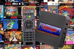 Mult Box 3 em 1 tv games e roteador wi-fi 30 dias de garantia e suporte