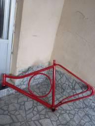 Quadro de bicicleta e etc...