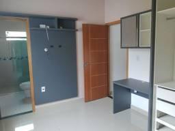Linda Casa Semi Mobiliado Alto Padrão/Casa 110m2 03 Qts Com Quintal Amplo