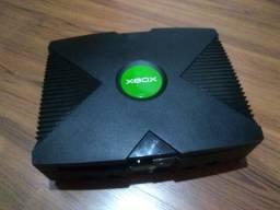 Xbox Classico Classic primeira geração original, só o console, leia
