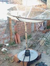 Apontamenos de antenas ku