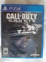 Jogo Play 4 - Call of Duty Ghost