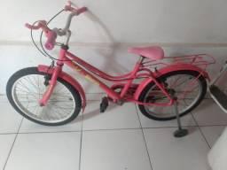 Bicicleta infantil da Monark aro 20