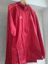 Casaco do Flamengo 2018 Jaqueta de Chuva