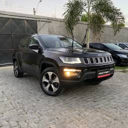 Jeep Compass Longitude 2.0 4x4, Ano: 2018, Automática, Turbo Diesel, Completíssima TOP!!!
