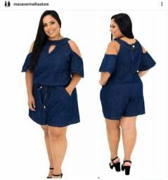 Macaquito jeans Plus Size