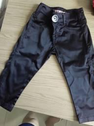 Tenis adidas e crock original e calças e macaquinho