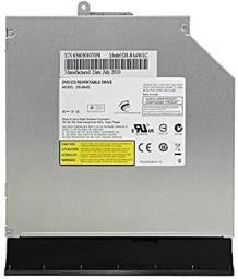 Gravadora Rewritetable Drive DVD/CD para notebook