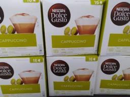 Capsulas Dolce Gusto sabor Cappuccino