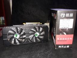 Placa de video Rx 580 Versao Prime 8Gb MaxSun