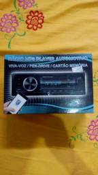 Rádio player automotivo