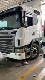 Scania 420 ano 2010