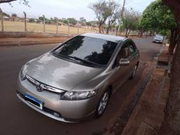 Honda Civic LXS (raridade)