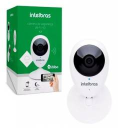 Câmera Intelbras Ic3 Mibo Wifi