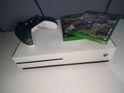 Xbox one S 1Tb 2 jogos