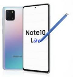 Samsung Galaxy Note 10 Lite 128gb Aura White