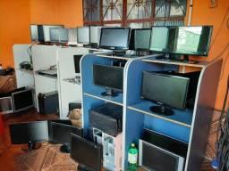 Monitores 15 á 20 Polegadas P/ Computador e DVR
