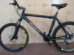 Bicicleta GTS M1 alumínio 21 marchas