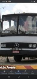 Grade dianteira onibus 364