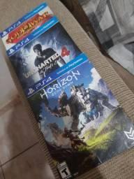 Uncharted/God of War/Horizon