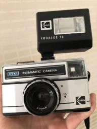 Máquina fotográfica p coleção