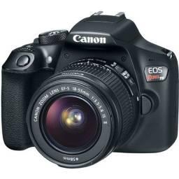 Camera Fotográfica Cannon t6 Rebel
