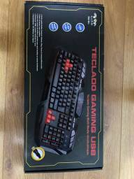 Teclado Gamer Braview