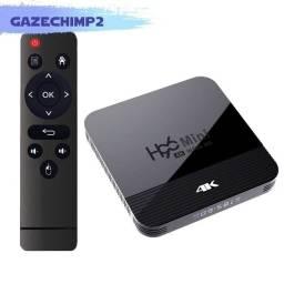 Tv box h96 mini com garantia