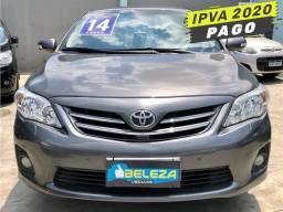 Toyota Corolla 2.0 Altis 16V Flex 4P Automatico 2014