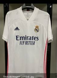 Camisa Real Madrid 2020