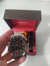Relógio Technos Sports Os20hm/1p