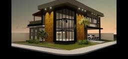 Vendo casa duplex com 3 quartos no condomínio Novo Leblon