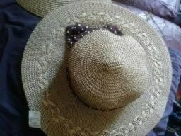 Chapéu com Laço Piscina Praia Sol Madame Senhora