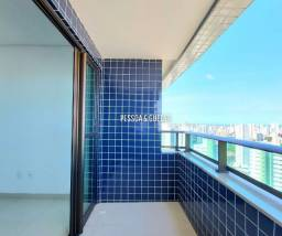 Apartamento 3 Quartos 2 Vagas na Torre | Ed. Edésio Pessoa !!