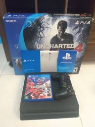 Playstation 4 Slim Impecável Sony PS4