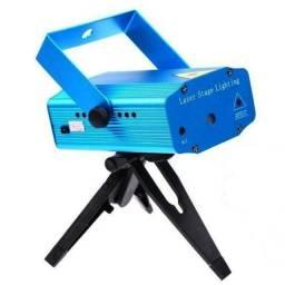 Mini Projetor Holográfico Com Efeitos Especiais ? Laser