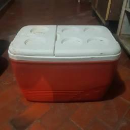 Vendo caixa térmica princeware de 57 litros