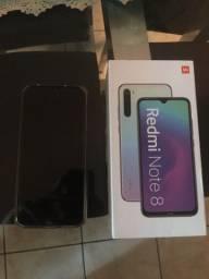 Vende se Xiaomi Note 8 Completo 64GB