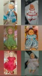 Lindas bonecas reformadas