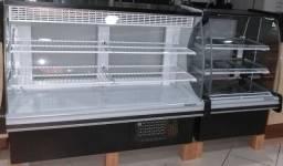 Freezer/ Geladeira expositora/ Balcões quente e frio!