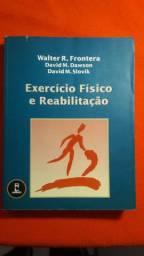 Livro Exercício Físico E Reabilitação Ed 2001 Frontera