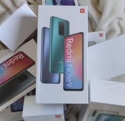 Xiaomi //Redmi Note 9 128 // Novo lacrado com garantia e entrega
