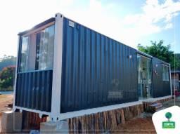Casa Container - Saia do aluguel ou tenha uma reanda de aluguéis