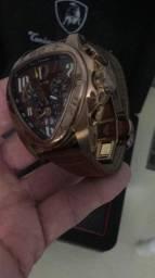 Relógio Lamborghini original com selo de garantia