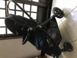 Carrinho maxi anna ( acompanha bebe conforto) pouquíssimo usado
