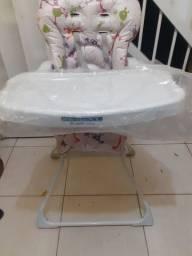 Cadeira de Alimentação NOVA da marca Burigotto.