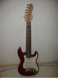 Mini guitarra - Para aprender, tocar, treinar, colecionar