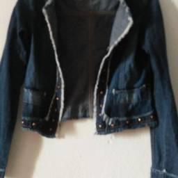Jaqueta jeans 15,00
