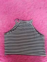 Blusinha listrada